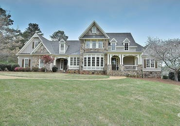 206 Overlook Drive - Pine Mountain, Georgia 31822