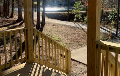 View From New Front Deck