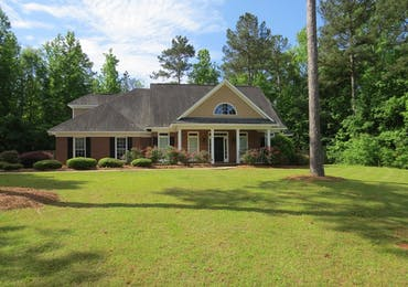 172 Walking Stick Drive - Ellerslie, Georgia 31807-6302