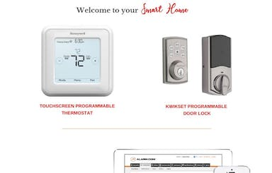 Welcome To Your Smart Home.