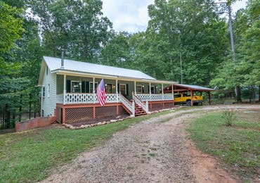 1012 Lake Drive - Pine Mountain, Georgia 31822