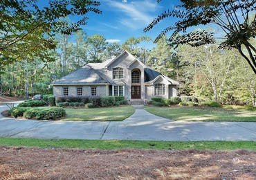 138 Wild Turkey Drive - Pine Mountain, Georgia 31822